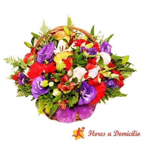 Canastillo Primaveral