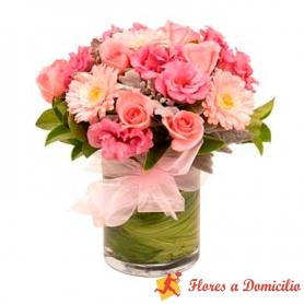 Flores Nacimiento Mix Rosas y Flores
