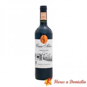 Casa Silva, Vino Colección Cabernet Sauvignon Botella