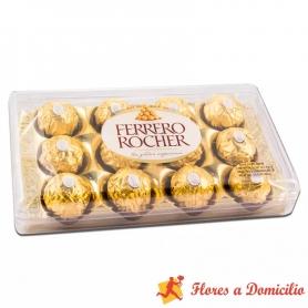 Bombón Ferrero Rocher, 150 g