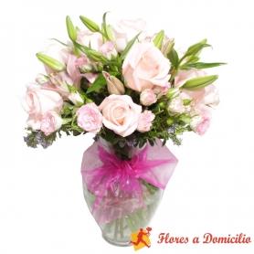 Flores Nacimiento Mix Rosa