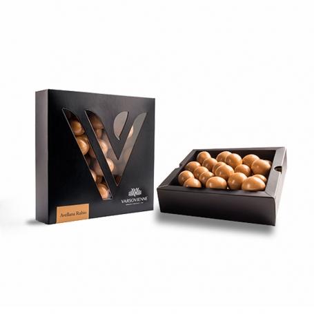 Chocolate Varsovienne Gragea Rubio Avellana 120 Grs.