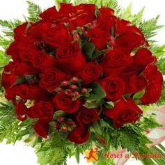 Ramo 100 Rosas Rojas
