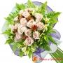 Ramo 16 Rosas Blancas