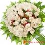 Ramo 34 Rosas Blancas