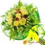 Ramo 8 Rosas Amarillas