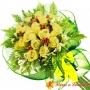 Ramo 15 Rosas Amarillas