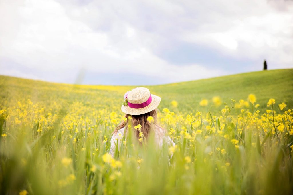 flores y salud