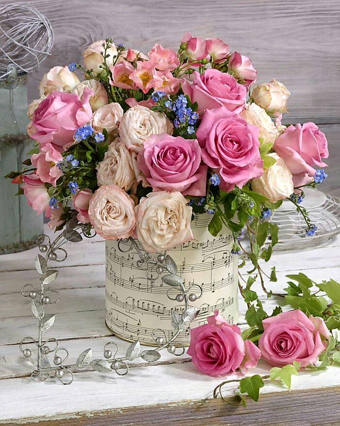 Bellos Arreglos Florales