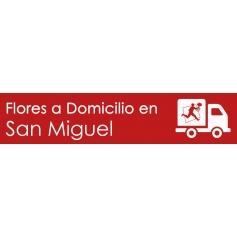 Flores a domicilio en San Miguel