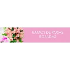 Ramos de Rosas Rosadas