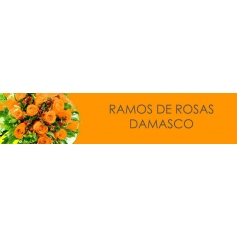 Ramos de Rosas Damasco