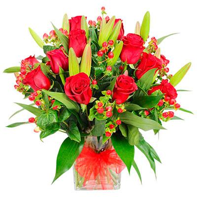 Flores a domicilio envio de flores florerias en santiago for Plantas a domicilio santiago